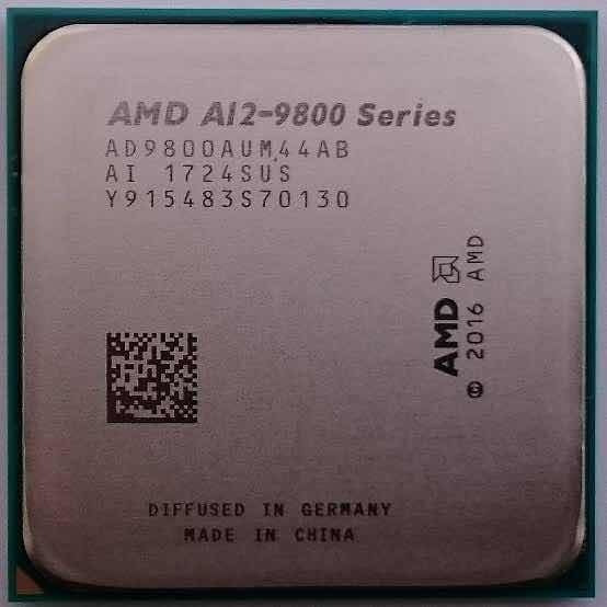 Amd A12-9800 Processador 4.2 Ghz (turbo) Ddr4