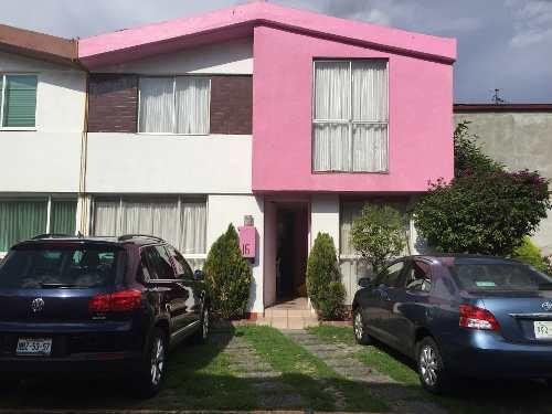 Amplia Casa En Condominio Horizontal En Prado Coapa