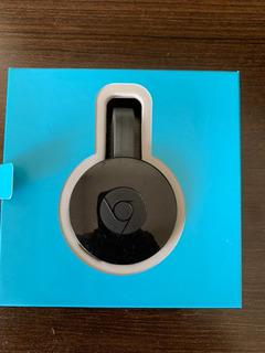 Google Chromecast 2da Generacion Streaming Smart Tv Netflix