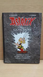 Asterix Autor: R.goscinny Y A.uderzo Homenaje A Goscinny...