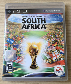 Ps3 Fifa World Cup 2010 - Jogo Usado, Original, Mídia Física