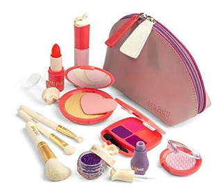 Litti Pritti Pretend Makeup For Girls - Set De Maquillaje Pl