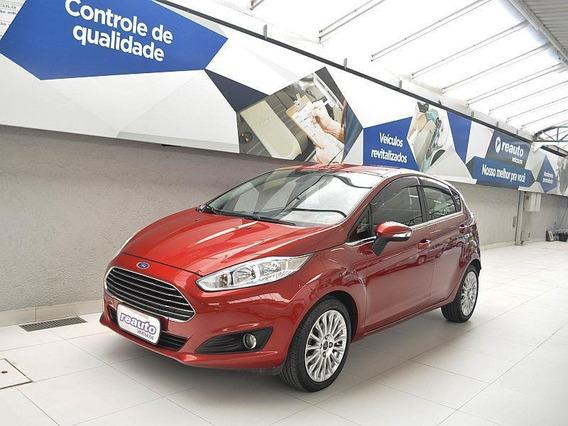 Ford Fiesta 1.6 Titanium Powershift