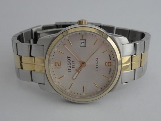 Relógio Tissot Pr100 - Swiss Made - Mod: T049.410.22.037.01