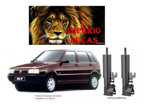 Imagem 1 de 1 de 2 Amortecedor Fiat Uno Fire 2001 2002 2003 Traseiro Remanuf