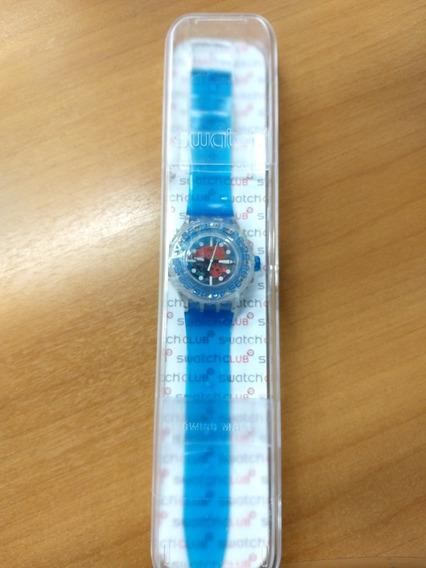 Relógio O-tini Swatch Original Suuk103