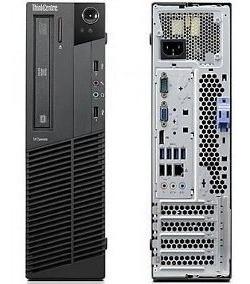 Desktop I5 Lenovo Thinkcentre M91p 4gb (s/hd)
