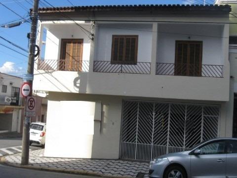 Imagem 1 de 30 de Casa Comercial, Aluga, Centro - Sorocaba/sp - Cm00180 - 4445835