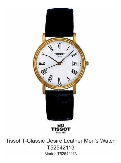 Tissot T-classic Desire Relógio Homem