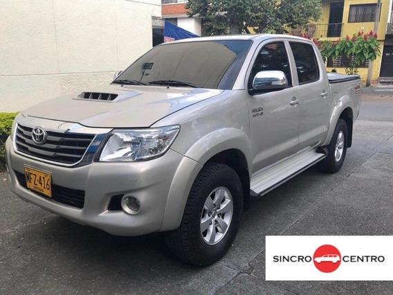 Toyota Hilux Vigo, Modelo: 2013 - 114.200km, Automatica