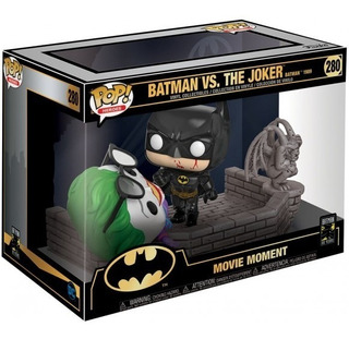 Funkopop Batman Vs The Joker #280 Movie Moments