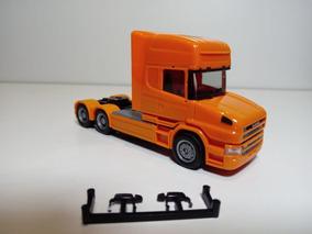 Herpa Caminhão Scania 1/87 Em Pastico Aproveite!!!