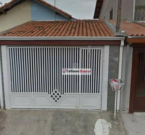 Imagem 1 de 10 de Casa Com 2 Dormitórios À Venda, 57 M² Por R$ 265.000,00 - Residencial União - São José Dos Campos/sp - Ca2478