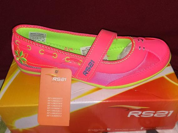 Zapatos Rs21 Para Dama