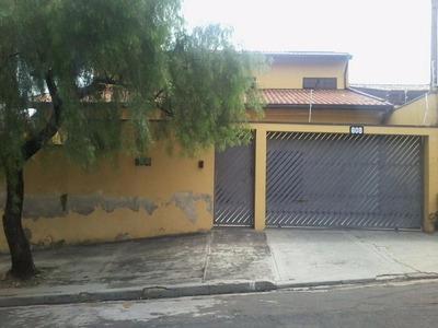 Sobrado Residencial À Venda, Vila Aeroporto, Campinas. - So0074