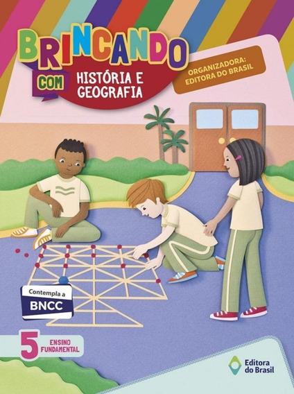 Brincando Com História E Geografia 5º Ano - 4ª Ed. 20