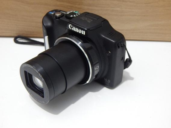 Câmera Canon Sx170is Semi Profissional