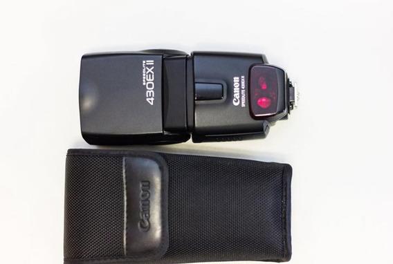 Flash Canon Speedlight 430 Ex Ii Usado