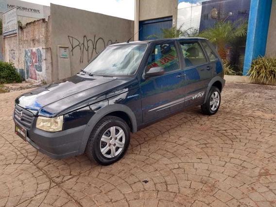 Fiat Mille Way Economy 1.0 8v Flex 4p