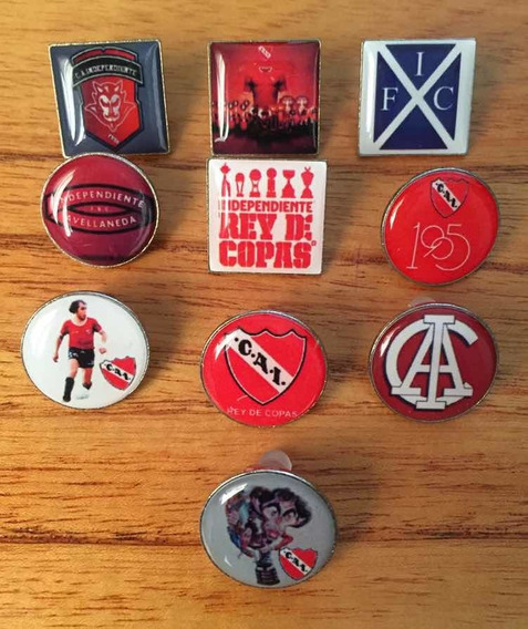 Pins Independiente