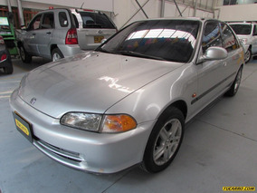 Honda Civic El Mt 1500cc