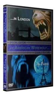 An American Wolf - Hombre Lobo Americano Coleccion Dvd Lat