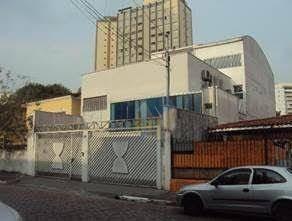 Imagem 1 de 6 de Armazém  Para Alugar Por R$ 5.000/mês - Jardim Prudência - São Paulo/sp - So0031