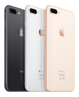 Vendo Cambio iPhone 8 Plus 256gb Liberado Negro Blanco