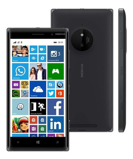 Smartphone Nokia Lumia 830 16gb 4g Wifi Preto Vitrine 1
