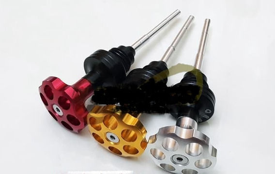 Acessórios Nmax 160 Vareta Óleo Motor Alum. Cnc Anodizado