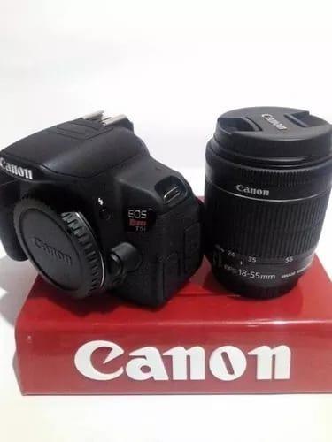 Canon Rebel - Eos T5i Semi-nova