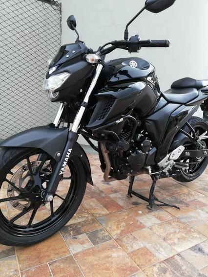 Yamaha Fz 250 Modelo 2018