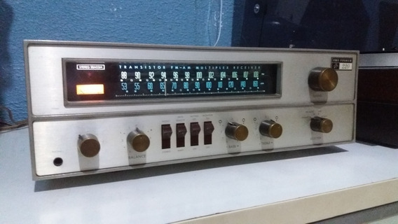 Receiver The Fisher 220t Made In Usa