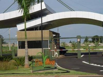 Terreno Residencial À Venda, Residencial Eco Village I, São José Do Rio Preto. - Te0442