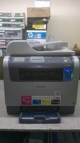 Multifuncional Samsung Clx-3160fn Defeito Peças Placa Fonte