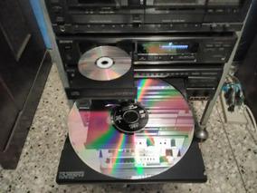 Vendo Laserdisc Y Cd Player Sony