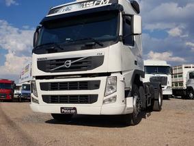 Caminhão Volvo Fm 370 2014 Cavalo Toco