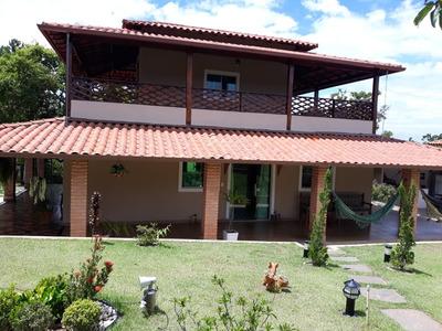 Casa Em Condomínio Em Jaboticatubas - Sor447