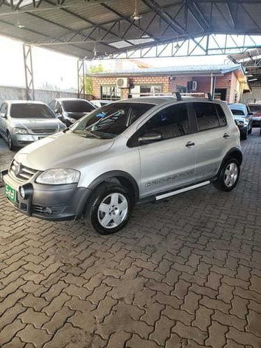 Volkswagen - Crossfox Hatch 1.6 8v 4p 2008