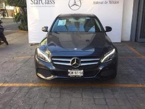 Mercedes-benz C Class 2015 4p C 200 Exclusive Plus L4 2.0 T