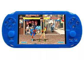 Mini Video Game Portatil Retrô+3000 Jogos De Super Nintendo