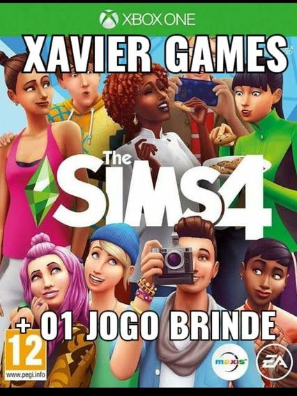 The Sims4 Xbox One- Mídia Digital + 01 Jogo Brinde