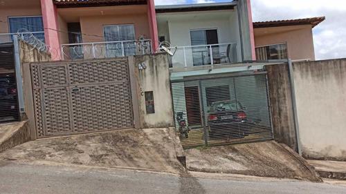 Excelente Casa Duplex Com Dois Quartos. - 3440