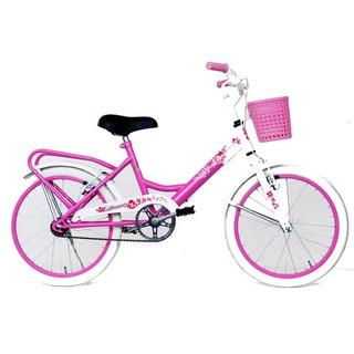 Bicicleta Rodado 20 Sasha