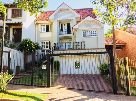 Casa Em Espírito Santo, Porto Alegre/rs De 264m² 3 Quartos À Venda Por R$ 895.000,00 - Ca237483