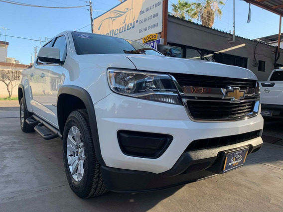 Chevrolet Colorado 2017 Crew Cab