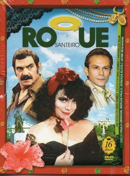 Novela Roque Santeiro - Box Com 16 Discos