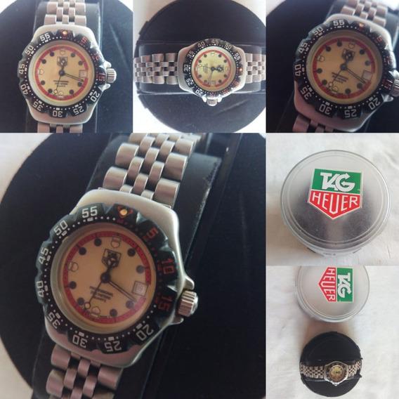 Relógio Tag Heuer Feminino Original Importado