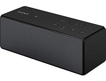 Caixa De Som De Vitrine Sony Srsx3/blk Personal Audio