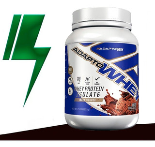 Whey Protein Isolate - Adapto Whey 900g - Adaptogen Science